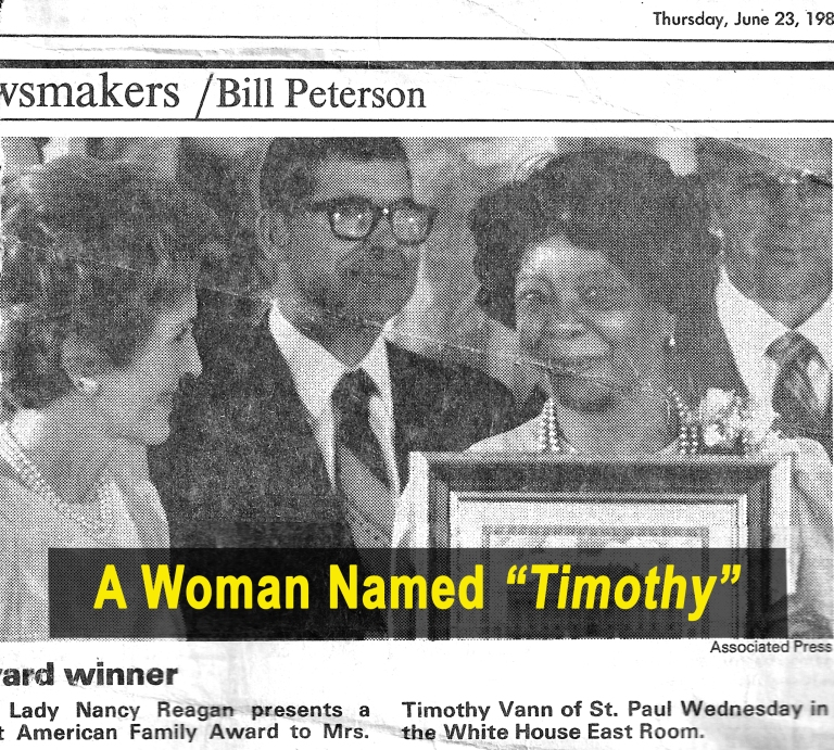 Timothy Vann Newspaper wNancy Reagan wTITLE.jpg